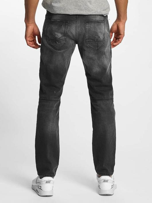 Jack & Jones Straight Fit Jeans jjiMike jjJax BL 793 svart