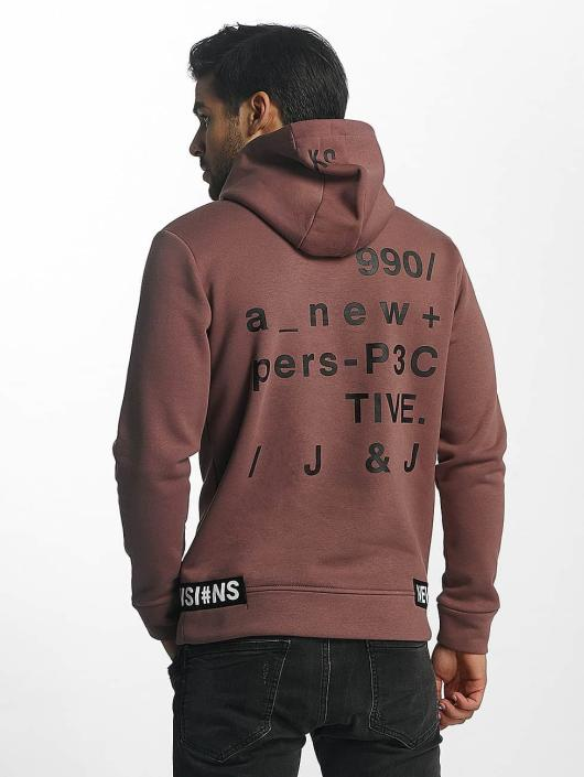 Jack & Jones Sudadera jcoDimension rosa