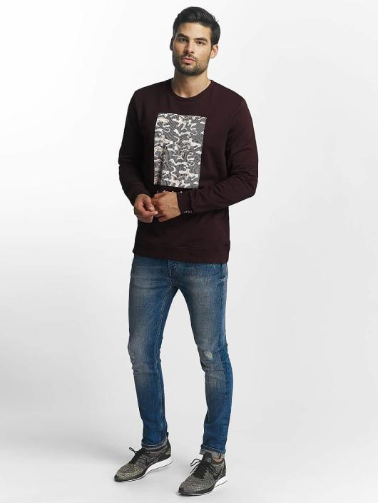 Jack & Jones Sweat & Pull Camos rouge