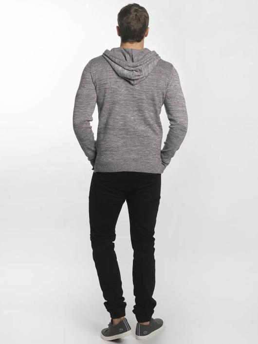 Jack & Jones Sweat capuche jorHyper gris