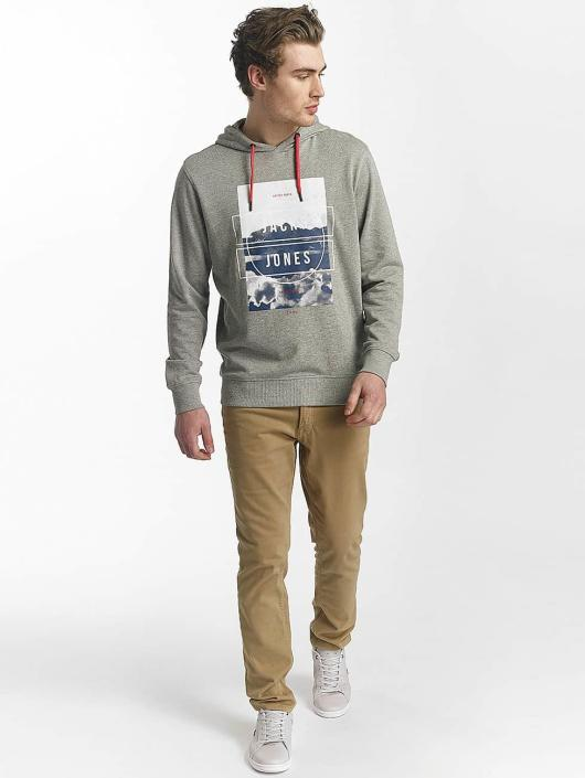 Jack & Jones Sweat capuche jcoPhone gris