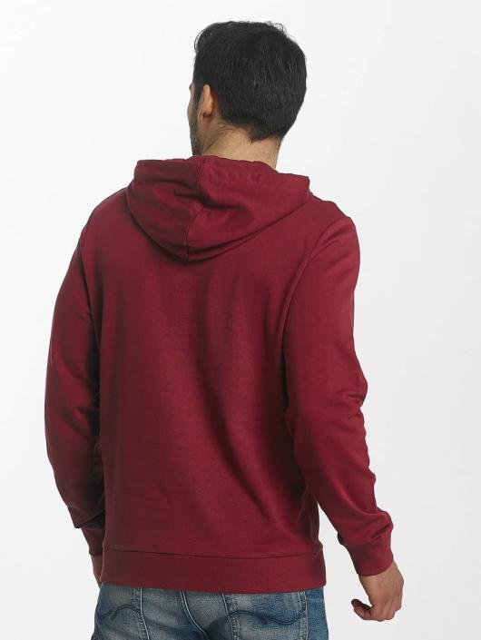 Jack & Jones Sweat capuche jorSlack rouge