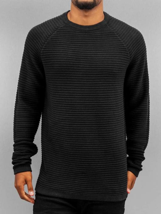 Jack & Jones Swetry jcoWind czarny