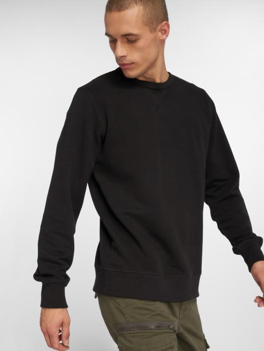 Jack & Jones Swetry jjePique czarny