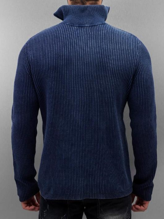 Jack & Jones Swetry jorArnold niebieski