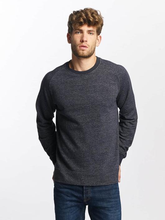 Jack & Jones Swetry jcoWin niebieski