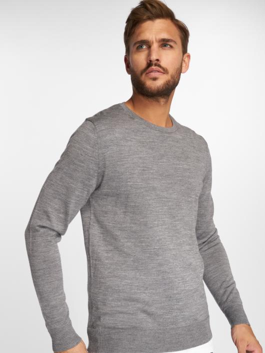 Jack & Jones Swetry jprMark szary