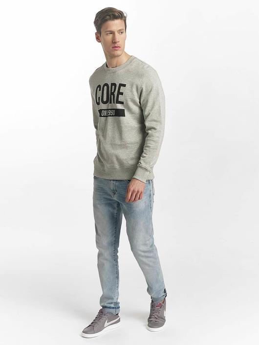 Jack & Jones Swetry jcoMay szary