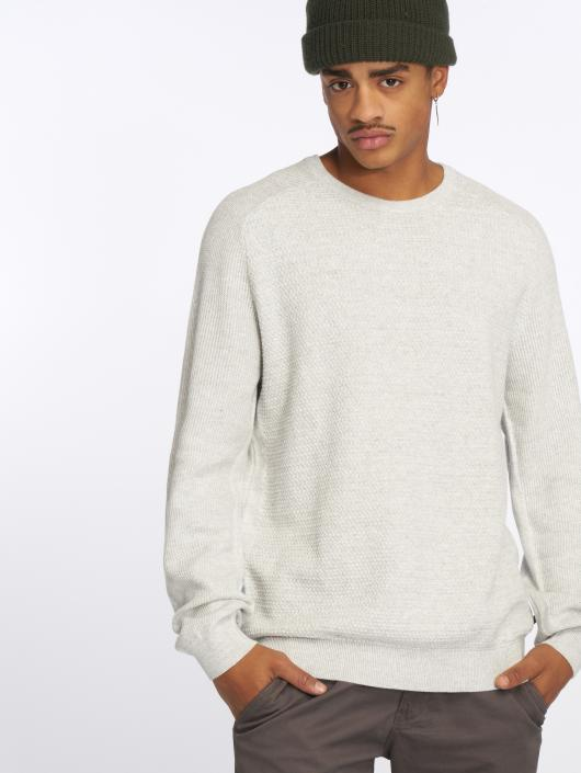 Jack & Jones Swetry jprPost szary