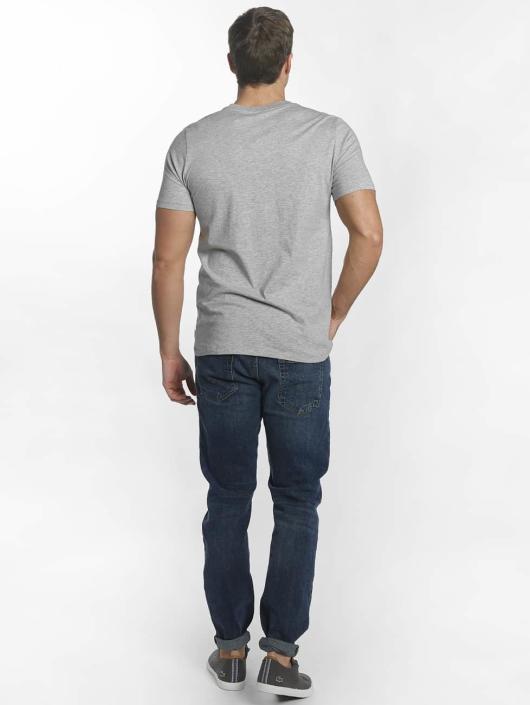 Jack & Jones T-paidat jcoLucas harmaa