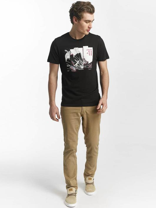 Jack & Jones T-paidat jcoHunter musta
