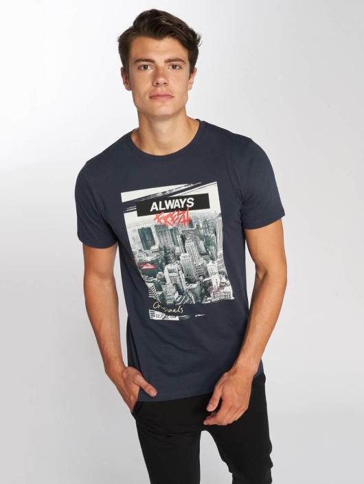 Jack & Jones T-Shirt jorSup Crew Neck black