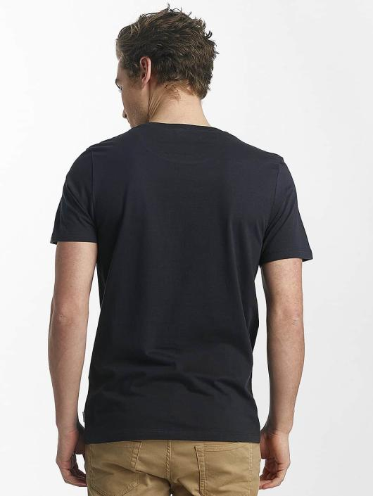 Jack & Jones T-Shirt jcoHunter blau