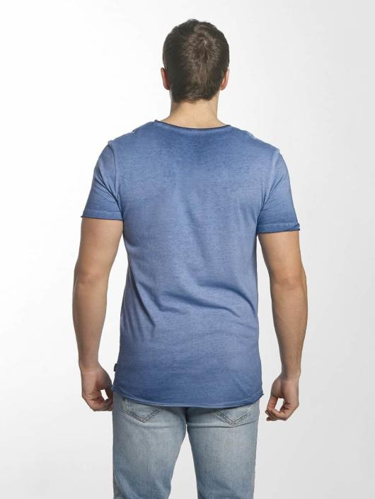 Jack & Jones T-Shirt jorDrapper blau