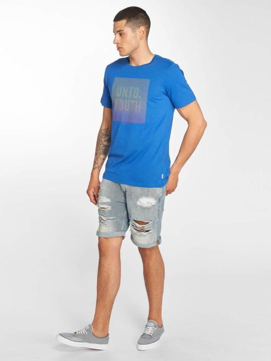 440768 T Jackamp; Jones Bleu Homme Jcoflyn shirt 4AjLRq35