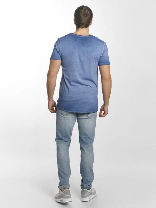 Jack & Jones T-Shirt jorDrapper bleu
