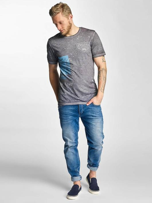 Jack & Jones T-Shirt 12118968 blue