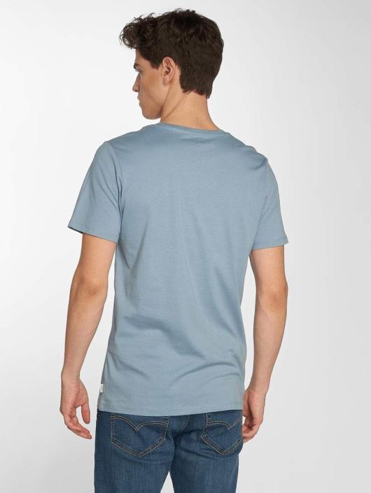 Jack & Jones T-Shirt jjePocket blue