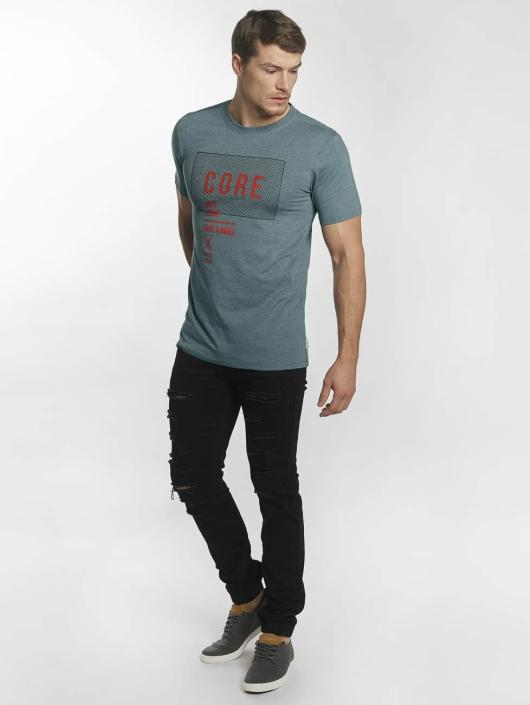 Jack & Jones T-Shirt jcoLucas blue