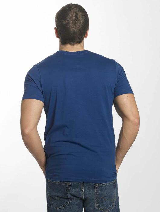 Jack & Jones T-Shirt jorMusai blue