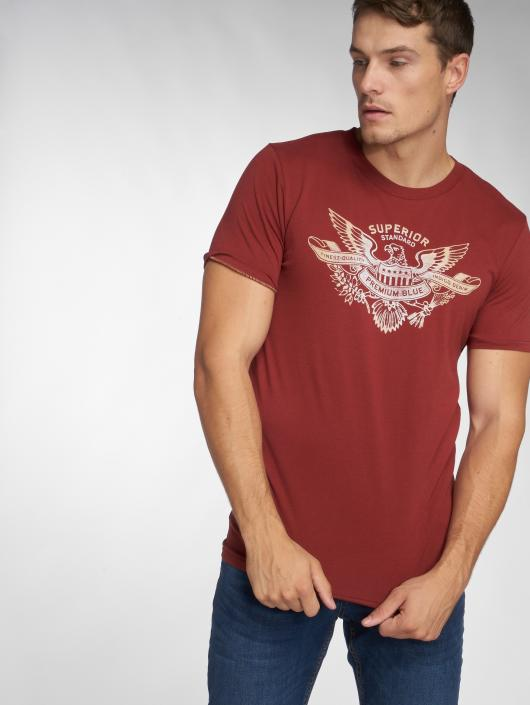 Jack & Jones T-Shirt jprAshley brown