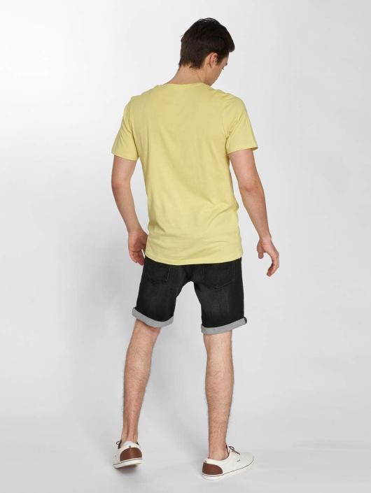 Jack & Jones T-Shirt jorFelt gelb