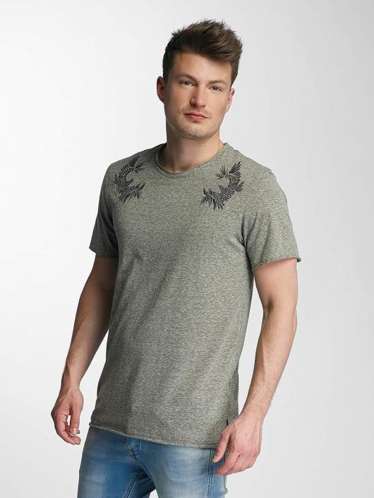 Jack & Jones T-Shirt jorCove grau