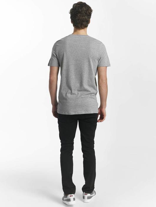 Jack & Jones T-Shirt jcoHunter grau
