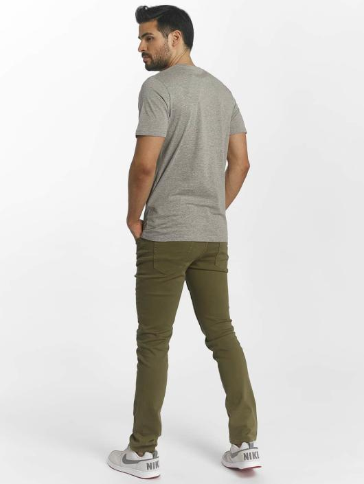 Jack & Jones T-Shirt jorSlack grau