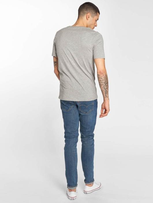 Jack & Jones T-Shirt jjeJeans gray