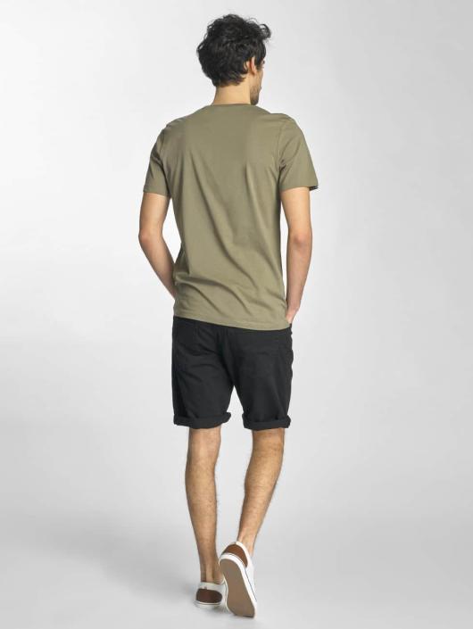 Jack & Jones T-Shirt jcoMoin green