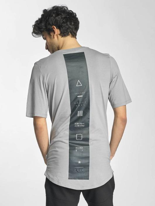 Jack & Jones T-Shirt jcoFanatic grey