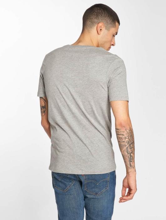 Jack & Jones T-Shirt jjeJeans gris