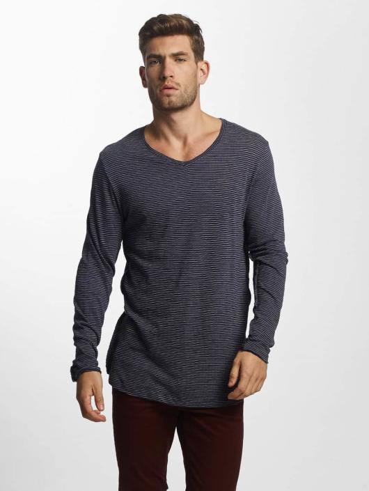 Jack   Jones   JORLoose bleu Homme T-Shirt manches longues 428674 30cad9b2c839