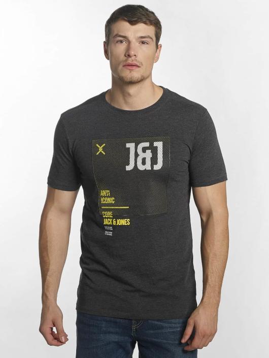 Jack & Jones T-Shirt jcoLucas noir