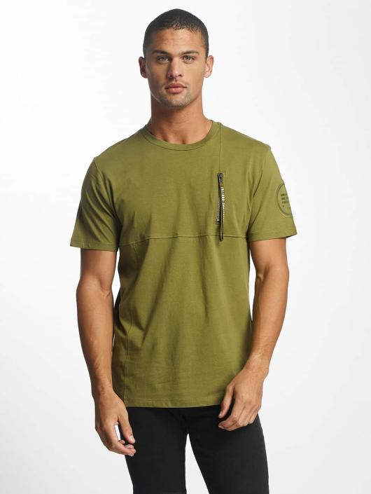 Olive T shirt Jones Homme 342367 Jcoalex Jackamp; kNO08wPnX