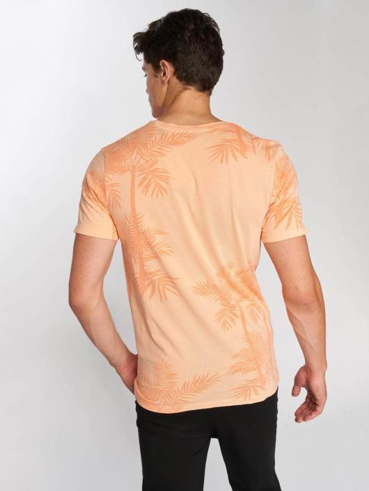 Jack & Jones T-Shirt jorDogtown Crew Neck orange