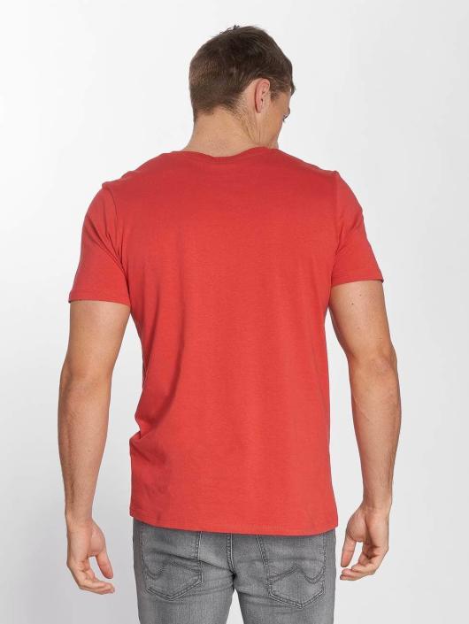Jack & Jones T-Shirt jjeCorp Logo red