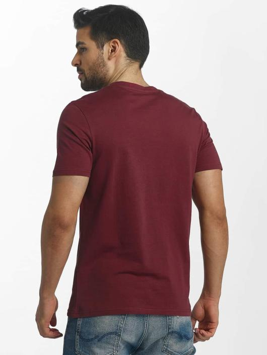 Jack & Jones T-Shirt jorSlack rouge