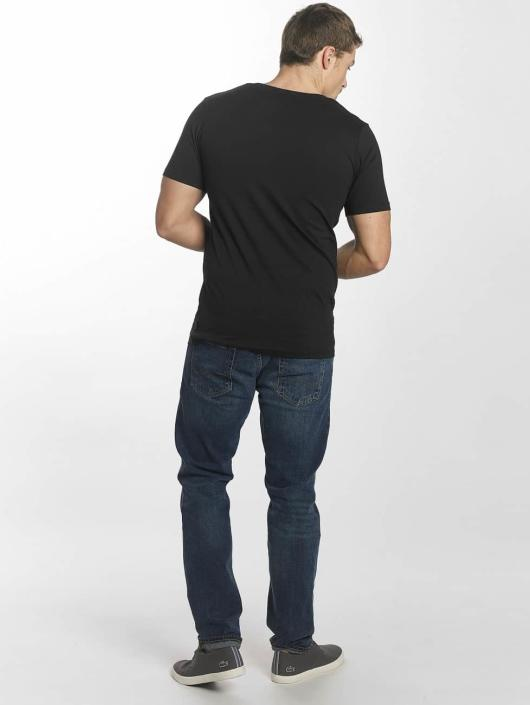 Jack & Jones T-Shirt jorHearty schwarz