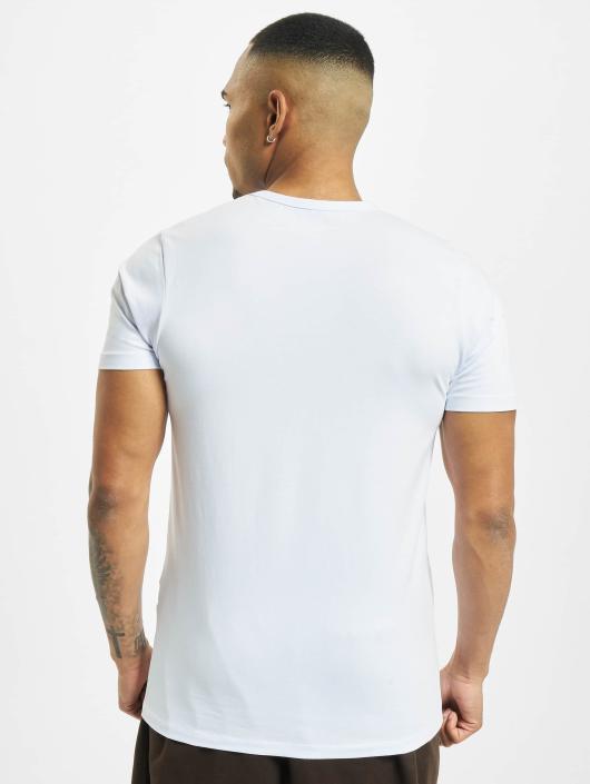Jack & Jones T-Shirt Basic O-Neck weiß