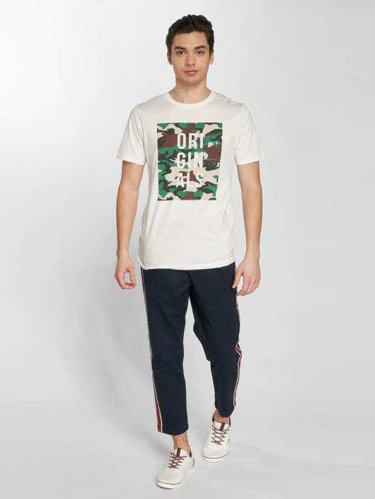 Jack & Jones T-Shirt jorEnzo weiß