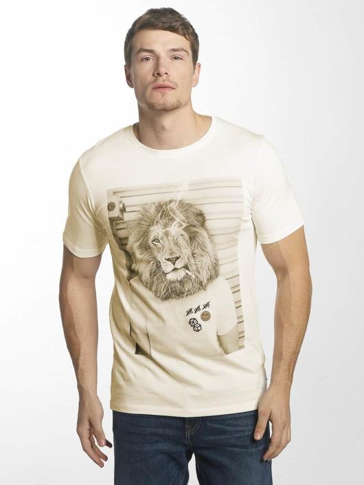Jack & Jones T-Shirt jorHearty weiß