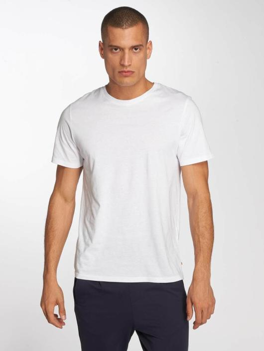 Jack & Jones T-Shirt jjePlain 2-Pack white