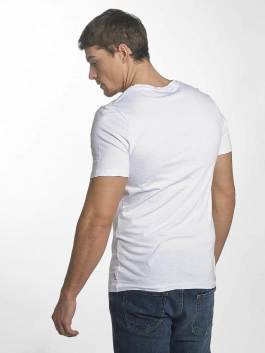 Jack & Jones T-Shirt jcoFly white