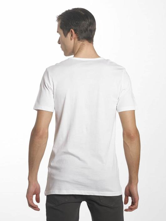 Jack & Jones t-shirt jacBasic wit