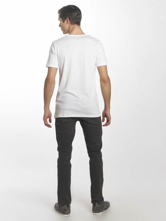 Jack & Jones T-Shirty jacBasic bialy
