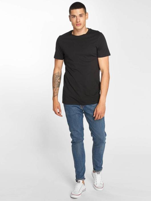 Jack & Jones T-Shirty jjePlain bialy