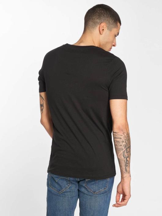 Jack & Jones T-Shirty jjeJeans czarny