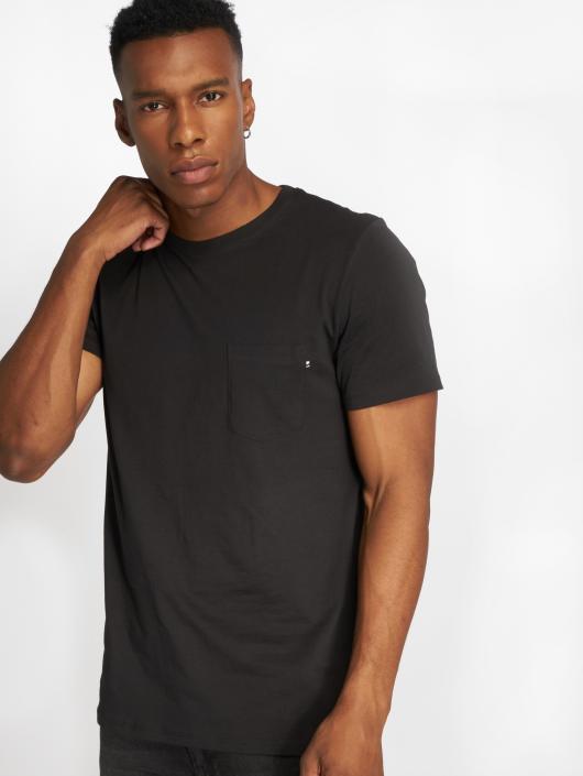 Jack & Jones T-Shirty jjePocket czarny